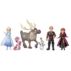 "Disney Frozen-II Adventure Collection 3"" E5497"
