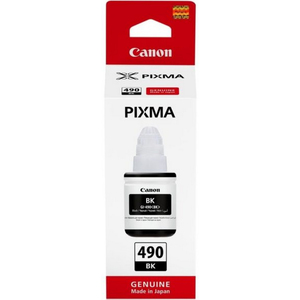 Canon Ink Bottle Cartridge GI-490PG Black