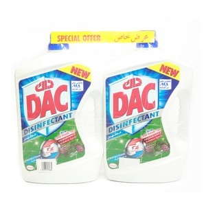 Dac Disinfectant Assorted 2 X 3Litre