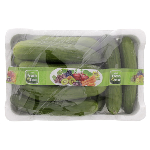 Cucumber 1.5kg Approx weight
