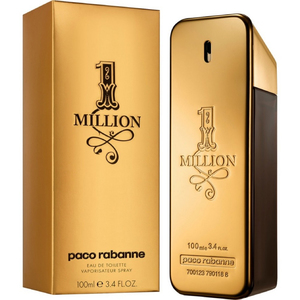 Pacco Rabanne One Million Eau De Toilette For Men 100ml