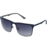 Police Men's Sunglass Square 580M580F89
