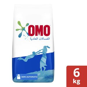 OMO Top Load Laundry Detergent Powder 6kg