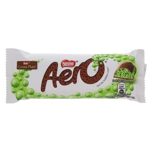 Nestle Aero Bubbly Peppermint 36g