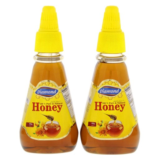 Diamond Honey 400g x 2pcs