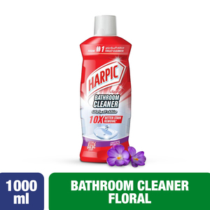 Harpic Bathroom Cleaner Floral 1Litre
