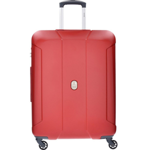 Delsey Cineos 4 Wheel Hard Trolley 55cm Red