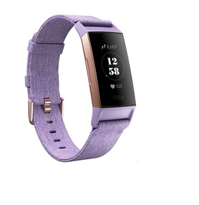 Fitbit Band Charge3 Special Edition FB410RGLV Lavender Woven