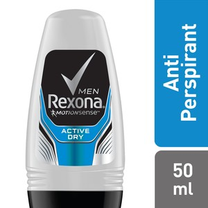 Rexona Men Antiperspirant Roll-On Active Dry, 50ml