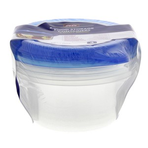 Lulu Food Storage Container 8oz 4pcs