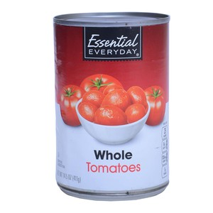 Essential Everyday Whole Tomatoes 411g