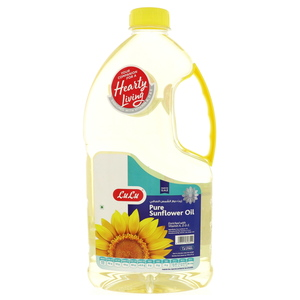 Lulu Pure Sunflower Oil 1.8Litre