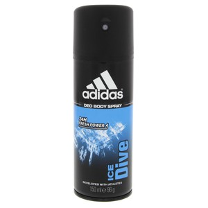 Adidas Ice Dive Deo Body Spray For Men 150ml