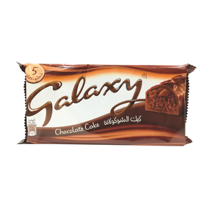 Galaxy Chocolate Cake Bar 5pcs 150g
