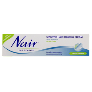 Nair Hair Removal cream for silky and Smooth skin Delicate fragrance 110g