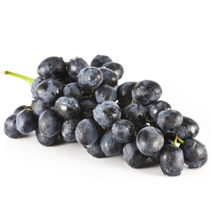 Black Grapes Lebanon 500g Approx Weight