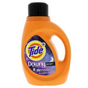 Tide Downy Liquid Detergent Sweet Dreams 1.36Litre