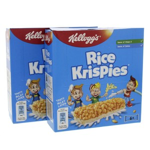 Kellogg's Rice Krispies 6 x 20g x 2pcs