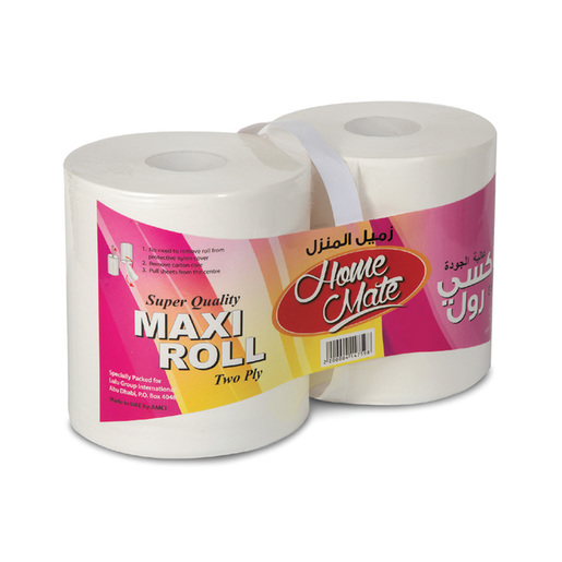 Home Mate Maxi Roll 2ply 2 x 150metre