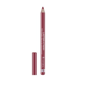 Rimmel London Lasting Finish 1000 Kisses Pencil - Indian Pink - A Deep True Pink Shade 1pc