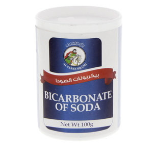 Al Fares Bicarbonate Of Soda 100 Gm