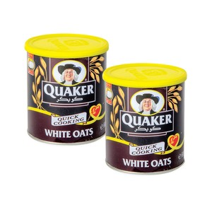 Quaker White Oats 500g x 2pcs