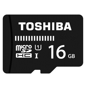 Toshiba Micro SD Card16GB Micro SD UHS1(R100)