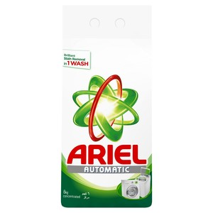 Ariel Automatic Laundry Powder Detergent Original Scent 6kg