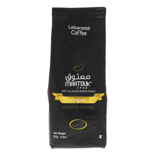Maatouk Lebanese Coffee Private Blend 250g