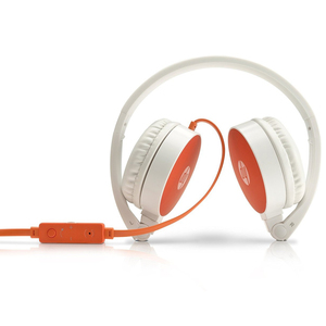 HP Headset H2800-F6J05AA Orange