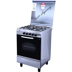 Basic Stailess Steel Cooking Range S-4404 55x55 4Burner