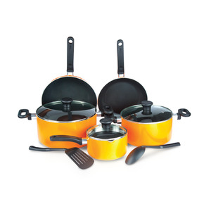 Tefal New Prima Cooking Set 10Pcs