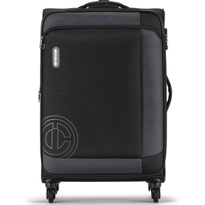 Carlton Kent  4 Wheel Soft Trolley 72cm Black