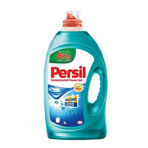 Persil Concentrated Power Gel Liquid Detergent Top Load 5Litre
