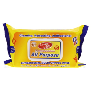 Home Mate All Purpose Wipes 80pcs