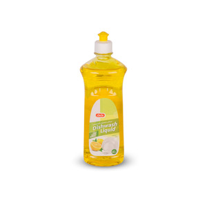 Lulu Dish Wash Liquid  Lemon 500ml