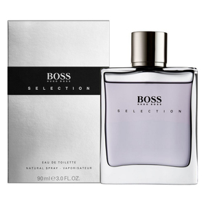 Boss Selection Eau De Toilette Spray Men 90 ml