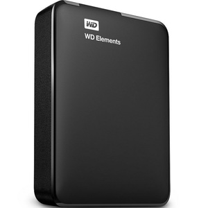 Western Digital  HDD ElementsBU6Y0020BBK 2TB