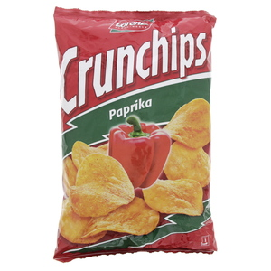Lorenz Crunchips with Paprika 175g