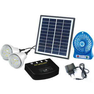 Powerman Solar Panel Home Lighting System PSK013N