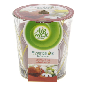 Air Wick Essential Oil Infusions Oriental Elixir 105 ml