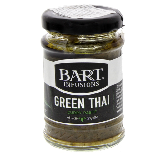 Bart Infusions Green Thai Curry Paste 90g