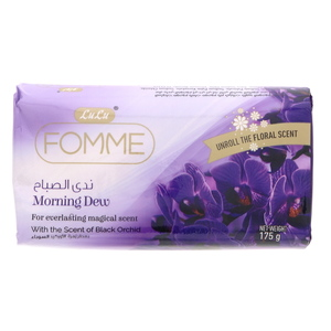 Lulu Beauty Soap Morning Dew 175g