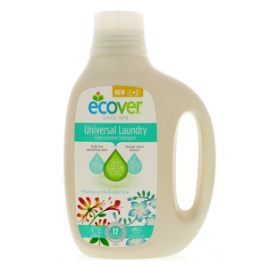 Ecover Universal Laundry Concentrated Detergent Honeysuckle & Jasmine 850ml