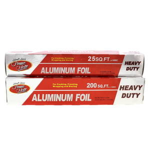Home Mate Heavy Duty Aluminum Foil 200sq.ft + 25sq.ft