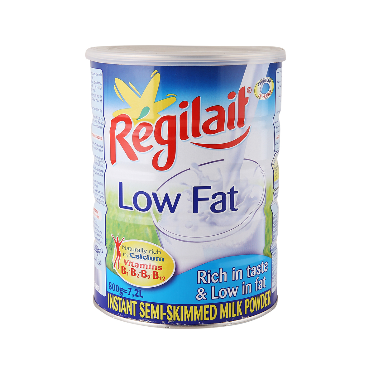Buy Regilait Low Fat Semi Skimmed Milk Powder 800g Online