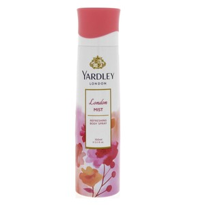 Yardley London Mist Refreshing Body Spray 150 ml