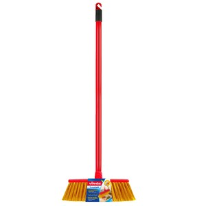 Vileda Outdoor Broom Standard with Stick 1pc