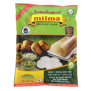 Milma Instant Cook Idly/Dosa Wet Mix 1kg