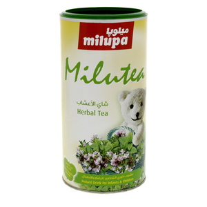 Milupa Herbal Tea Instant Drink For Infants And Children 200g